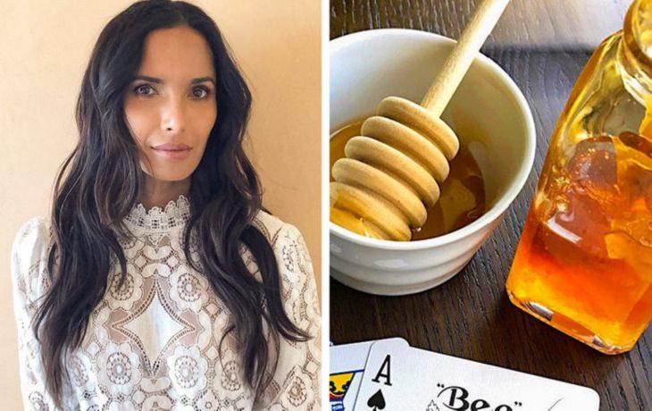 סודות הודיים לטיפוח העור: פדמה לאקשמי וצנצנת דבש