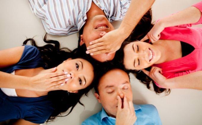מבחן שלב בחיים: אנשים מסתירים חלק פנים שונים