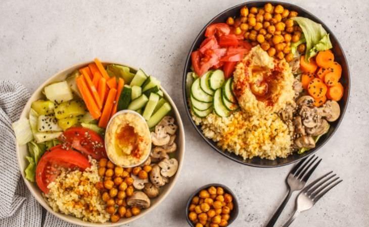 איך להגיב לחדשות דרמטיות של הילדים: אוכל טבעוני