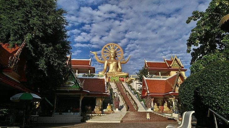 אטרקציות מרכזיות באיי תאילנד: מקדש בודהה הגדול בקו סמוי