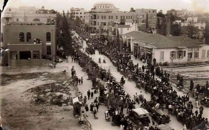 מבחן ידע כללי: ישראל בימי המנדט