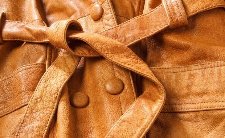 איך לכבס בגדי חורף: ז'קט עור