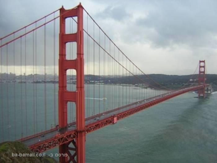 סן פרנסיסקו, גשר שער הזהב