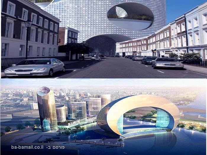 בניינים חדשנים בקוריאה