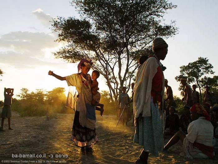 מומלץ: יום באפריקה - 100 צלמים