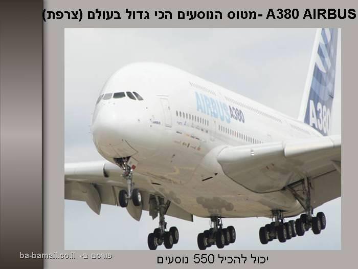 שיאי גינס, עולם, גדול, תמונה, מטוס