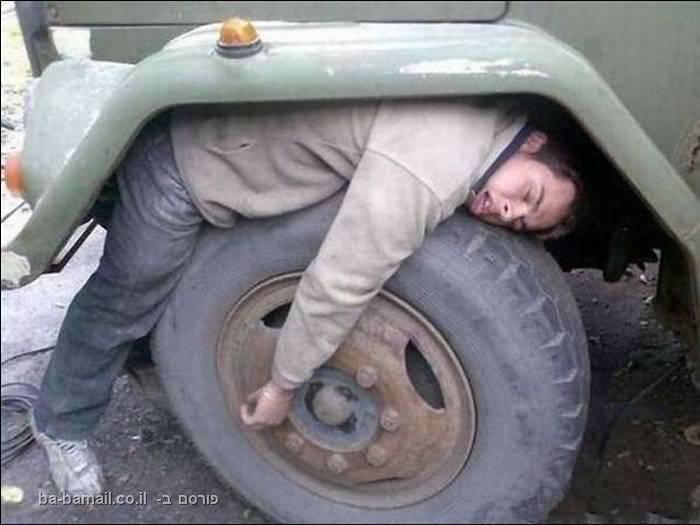 שינה, הרדמות, מקומות לישון, גלגל, משאית