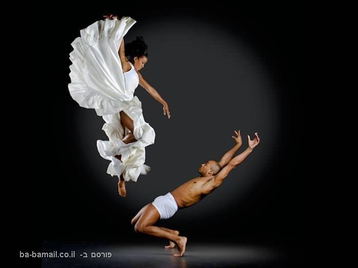 ריקוד, רקדנים, מצגת