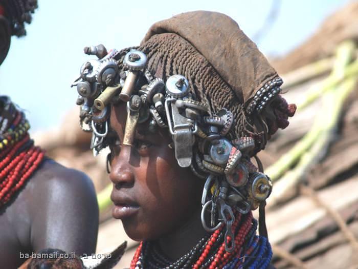 הנקודה היהודית באפריקה - סיפורה של אתיופיה