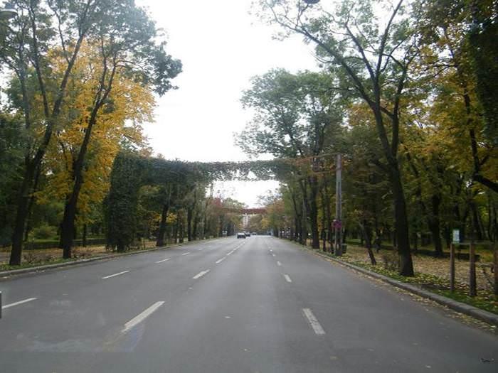 מבט על בוקרשט - טיול בבירת רומניה