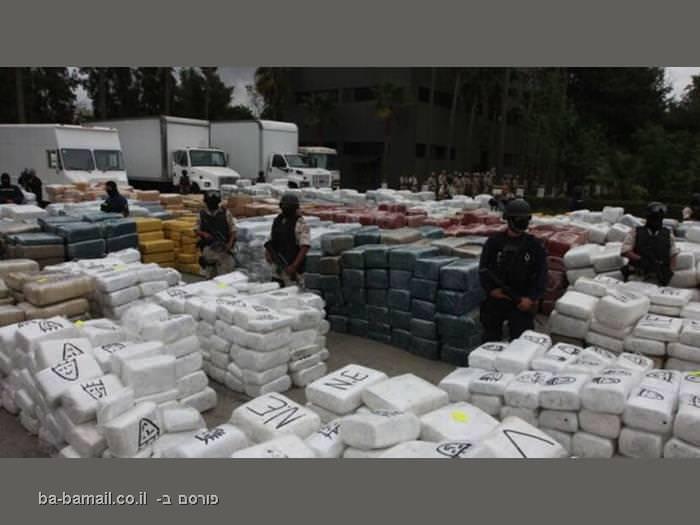 אנטי שאנטי: שריפת סמים במקסיקו (בעריכה)