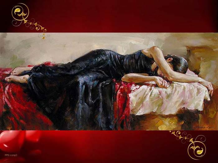 העילוי הרוסי שהפך לצייר נודע בארה``ב