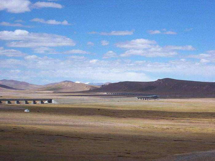 הרכבת הגבוהה בעולם - מסע בגובה 5 ק``מ מעל פני הים