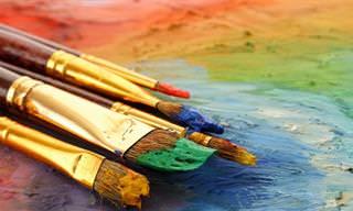 הצייר והציור - סיפור עם לקח חשוב על ביקורת