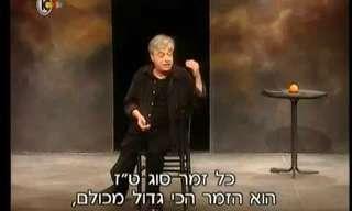 יוסי בנאי הענק בקטע משעשע על אחת התופעות הכי ישראליות שיש!