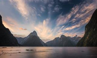 3 דקות של קסם: גלו את הנופים של ניו זילנד באיכות 8K מרהיבה
