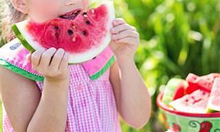 12 מזונות לא בריאים שיש להרחיק מהילדים