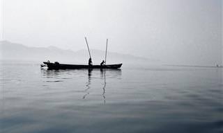 21 תמונות של שקט ושלווה מרחבי העולם