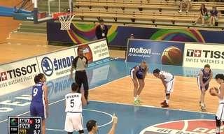 אחוות ספורט אמיתית על מגרש הכדורסל