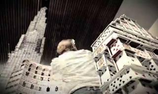 בניין הקלפים הגדול בהיסטוריה