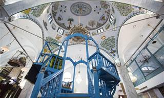 11 בתי הכנסת היפים והמיוחדים בישראל