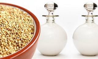 יתרונות בריאותיים של קינואה ומתכון להכנת חלב בריא ממנה