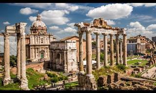 מסע באיכות HD לאיטליה המדהימה