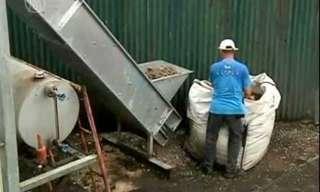 ייצור דלק ביתי מפסולת פלסטיק