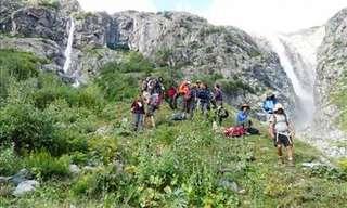 טרק נפלא בגאורגיה: נופים מרהיבים בסוואנטי עילית