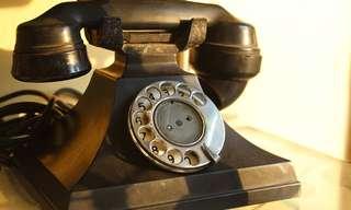 שיחת טלפון עם האמא הפולנייה