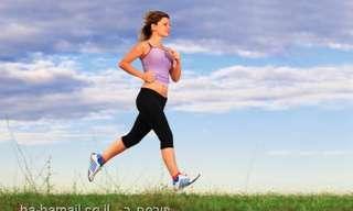 10 סיבות להתחיל לרוץ ולשמור על הכושר