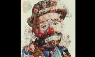 עבודותיו של דונאלד ראסט