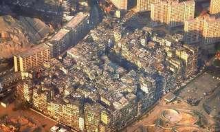 משכנות העוני בקאולון, הונג קונג