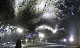 תעלות לבה תת קרקעיות - תופעה מדהימה!