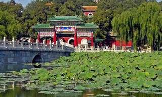 גנים סיניים - יצירות מופת של שלווה ורוגע