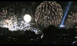 כווית חוגגת 50 שנות חוקה במופע זיקוקים!