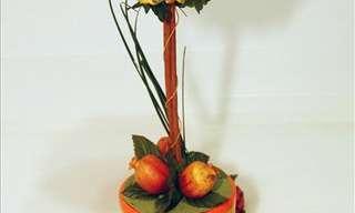 זרים מתוקים - מתנה מקורית וצבעונית לחגים!