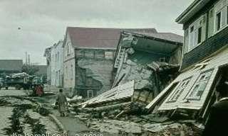 רעידות האדמה החזקות בהיסטוריה!