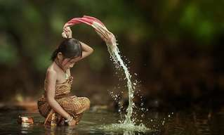רגעים קסומים בכפרים הקטנים באינדונזיה