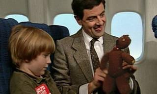 לא הייתם רוצים לשבת ליד הנוסע הזה בטיסה הבאה שלכם
