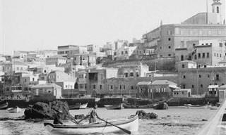 סדרת תמונות מרתקת של ארץ ישראל בתקופת העות'מאנים