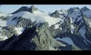 עוצר נשימה - מסע מרהיב מעל נופי ניו זילנד