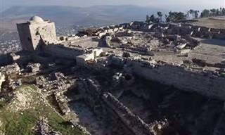 מפת טיולים אינטראקטיבית בהרי ישראל