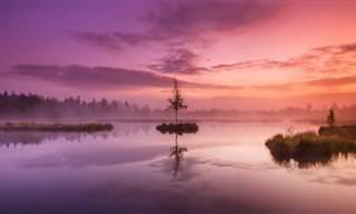 צפו בנופים המרהיבים של הפארק הלאומי שומאבה בצ'כיה