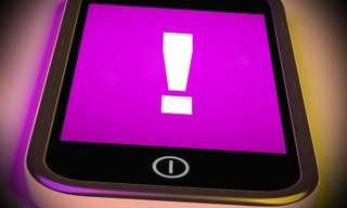 אזהרה פיקטיבית ברשתות החברתיות ובמייל