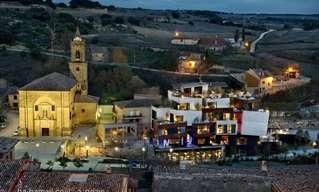 מלון מעוצב באמצע כפר ספרדי