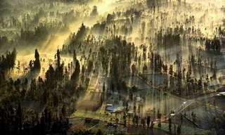 16 תמונת אוויריות עוצרות נשימה