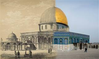 ישראל בתמונות מהעבר וההווה