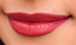 גלו מה אומרת צורת השפתיים שלכם על האישיות והאופי שלכם