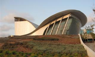 11 המבנים המיוחדים והמרשימים ביותר בישראל